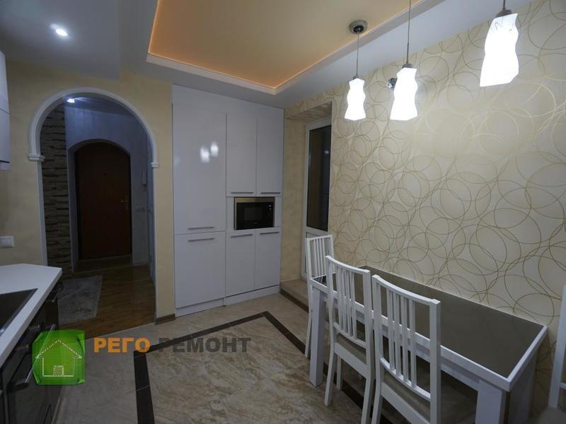 Капитальный ремонт в вторичной квартиры 45 квм Москва